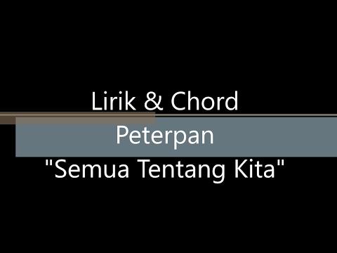 Lirik & Chord Peterpan