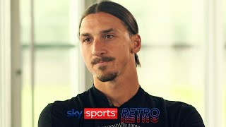 Zlatan Ibrahimovic on why he left PSG to join Manchester United
