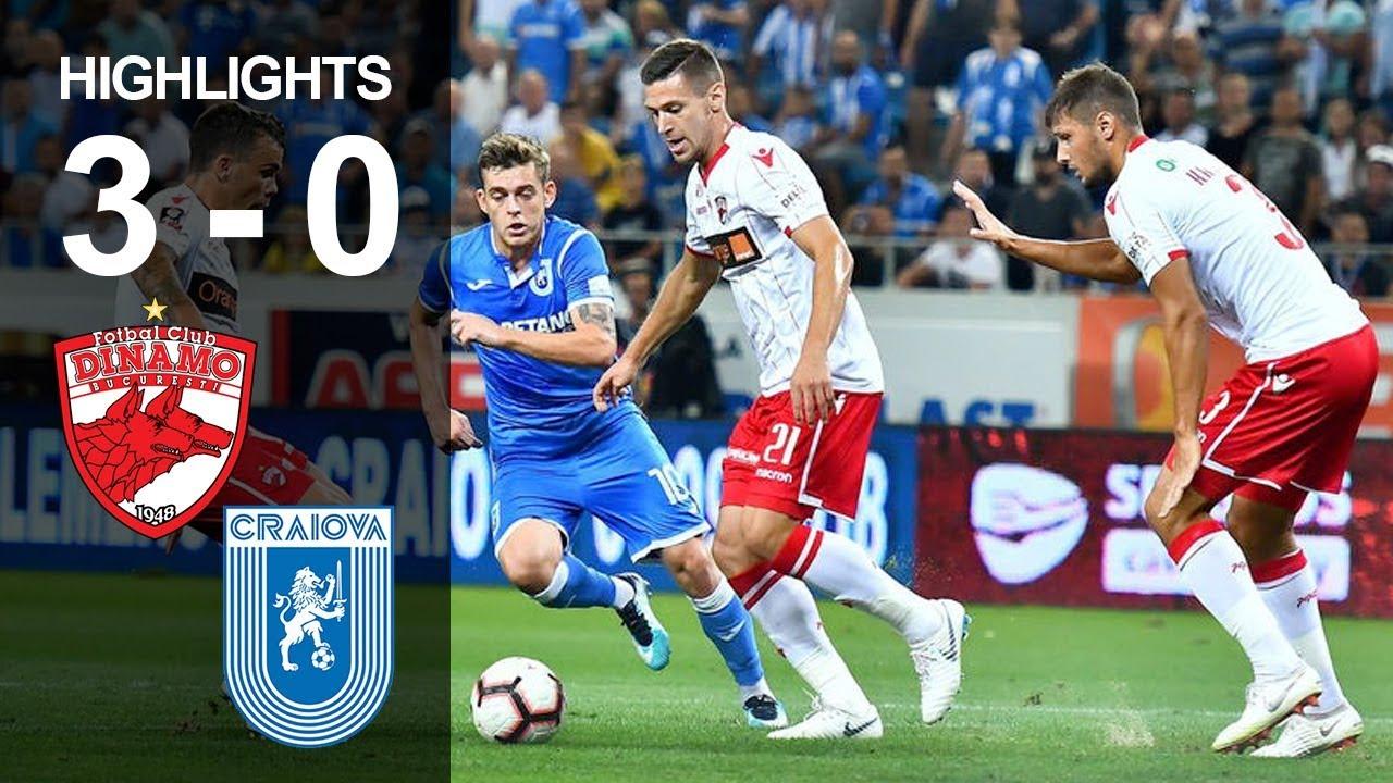 Dinamo București Universitatea Craiova live score, video ...   Dinamo Craiova