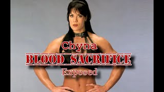 Chyna WWE (Illuminati Blood Sacrifice Exposed)