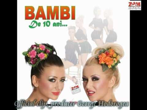 Bambi - Asta-i seara noastra, Zoom Studio
