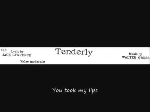 Tenderly  (1947 Sheet Music Version)
