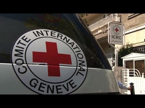 Red Cross in Syria has no news from kidnapped workers