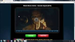 Suicide Squad FULL MOVIE with link watch now