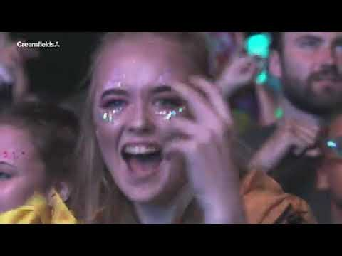 Major Lazer Creamfields 2018 Live - Full Set