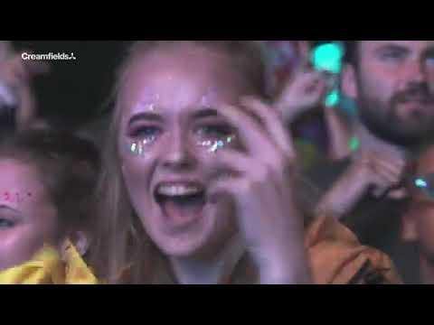Major Lazer Creamfields 2018 Live - Full Set