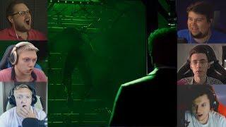 'Реакции Летсплейщиков' на Секрет Нормана из Spider-Man