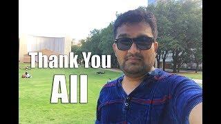 Thank You All (By The Knowledge) - Hiteshgiri Gosai