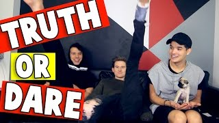 TWISTED TRUTH or DARE w/ Alex Wassabi & LazyRon Studios