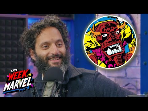 Would Jason Mantzoukas Road Trip with These Marvel Characters? | This Week In Marvel