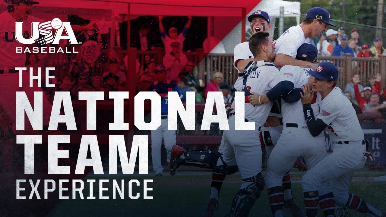 USA Baseball—The National Team Experience