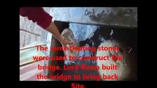 The Mystery Of Floating Stones In Rameshwaram