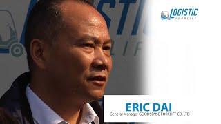 Eric Dai (Генеральный менеджер завода GOODSENSE)