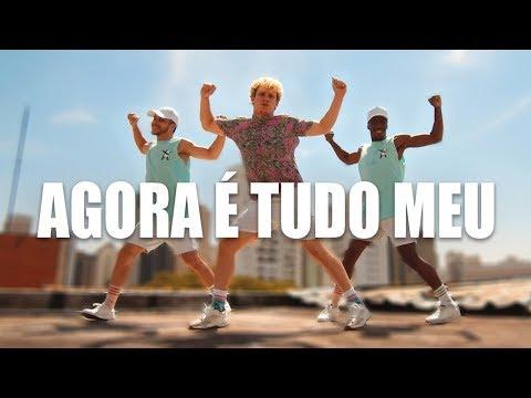 AGORA É TUDO MEU - Kevinho e Dennis DJ I Coreógrafo Tiago Montalti