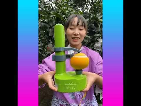 Vườn trái cây rau củ quả ở Trung Quốc - Ăn trái cây tại vườn cực đã (P80) | Tik Tok China