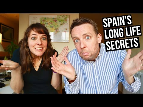 4 Reasons Spaniards LIVE SO LONG (and will it last?)