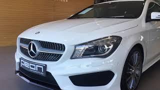 Mercedes-Benz CLA Coupe 220d AMG Line
