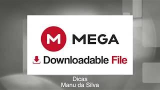 """Dica """"Burlar o limite do MEGA Download"""" usando  o JDownloader - 2019"""