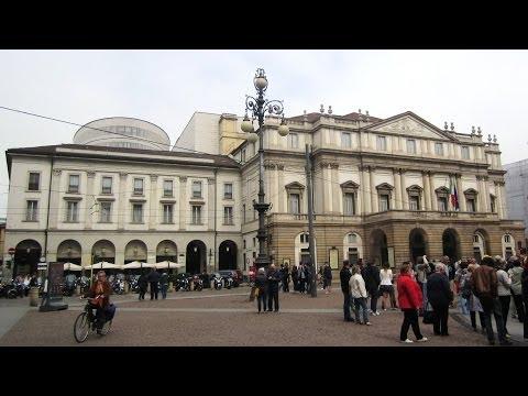 Teatro alla Scala - Milano, Italia