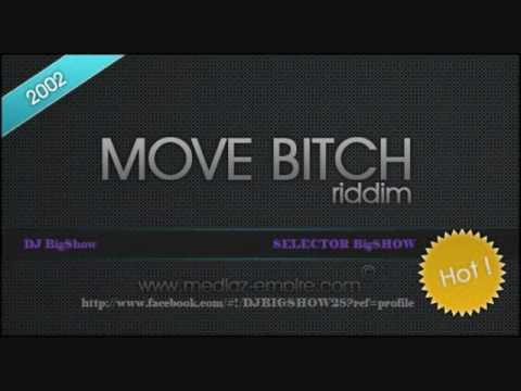 MOVE BITCH INSTRUMENTAL(RIDDIM MIX) - DEEJAY BigShow