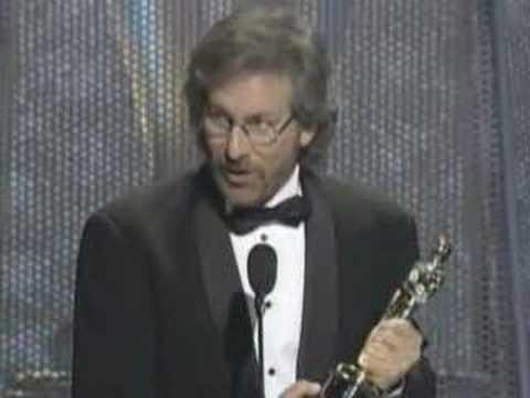 Steven Spielberg Wins Best Directing: 1994 Oscars
