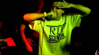 1982 (Statik Selektah & Termanology) - Things I Dream - Boston, MA 4/29/11