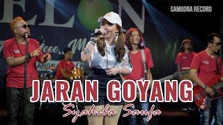 Syahiba Saufa - JARAN GOYANG (Official Live MELON Music)