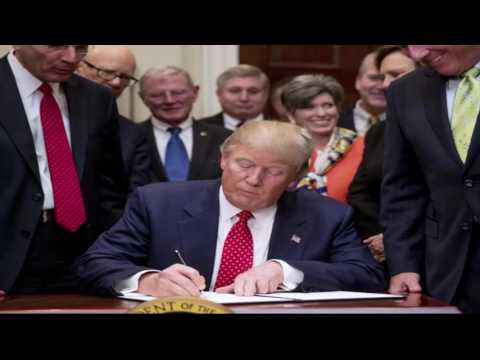 Donald Trump to sign new travel ban executive order today excluding Iraq