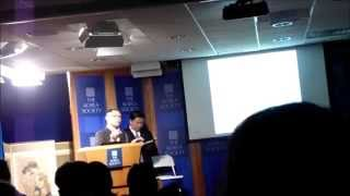 On North Korea, Journalist Jiro Spoke with UN CoI in Tokyo, Here Explains at Korea Society