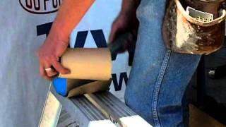 Монтаж гидроизоляционной пленки(Монтаж гидроизоляционной пленки., 2011-11-25T07:33:28.000Z)