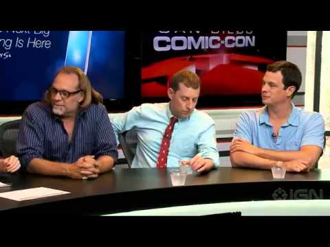 The Walking Dead  Greg Nicotero, Scott Gimple, David Alpert  ComicCon 20131862