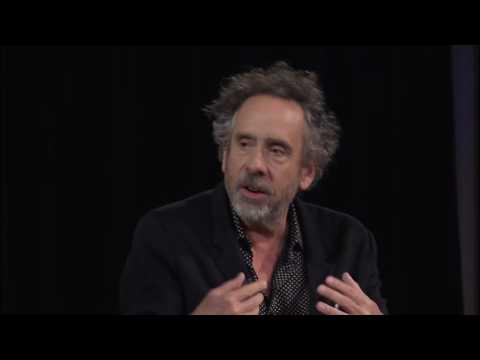 Tim Burton I  I TimesTalks