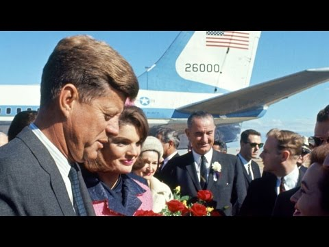 Dallas Secret Meetings at JFK's Assassination