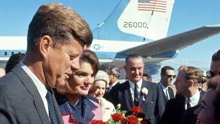Dallas Secret Meetings at JFK