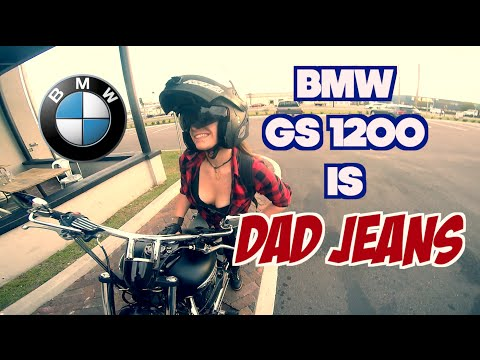 BMW GS 1200: Where bikers go to die