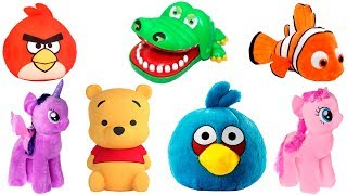 Learn Colors Multi Colored Toys Colored Toys Animation Video for Kids Songs for Children