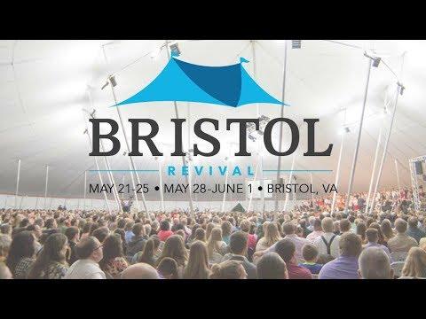 Bristol Tent Revival Night 3   CT Townsend