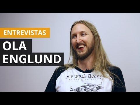 """Ola Englund: """"Todo el mundo tiene su propio sonido"""""""