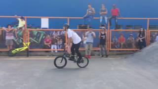 Eliel Alves bmx