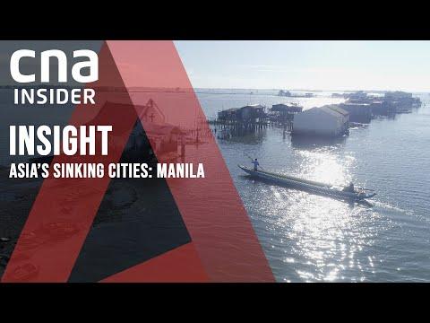 Asia's Sinking Cities: Manila | Insight | Full Episode