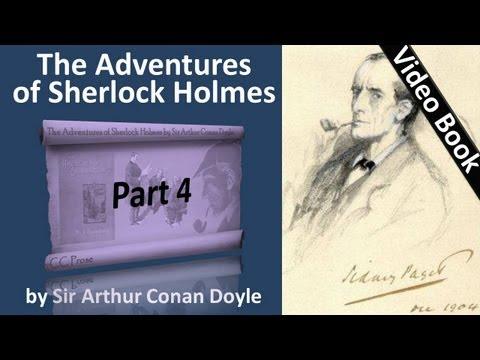 Part 4 - The Adventures of Sherlock Holmes Audiobook by Sir Arthur Conan Doyle (Adventures 07-08)