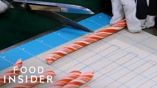 How Candy Canes Are Made