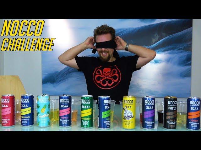 NOCCO CHALLENGE | BLINDTEST