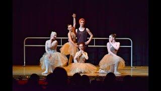 Sk8r Boi Ballet at the Estevan Dance Recital