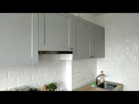 Кухонный гарнитур ИКЕА  Кноксхульт за 32 000 руб.