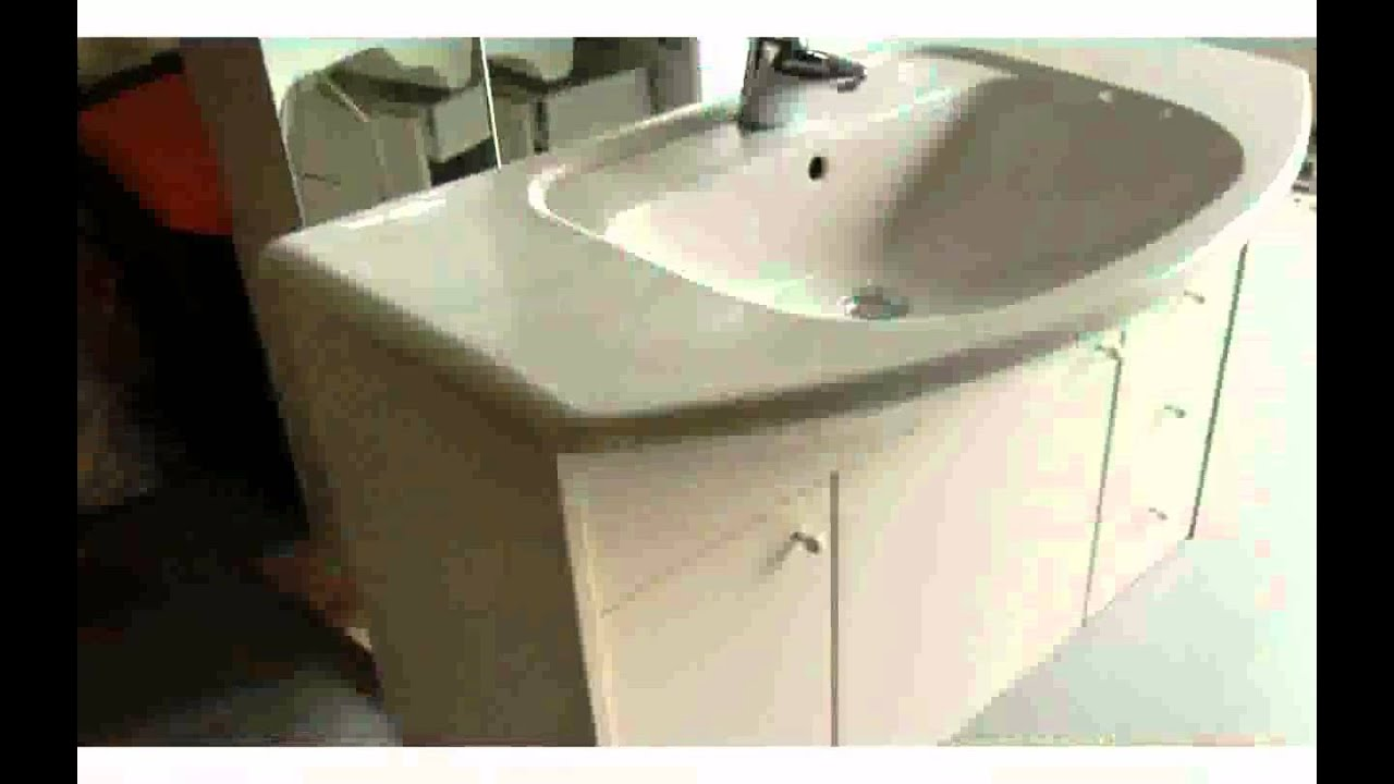 keramik waschtische mit unterschrank fotos zeravadar youtube. Black Bedroom Furniture Sets. Home Design Ideas