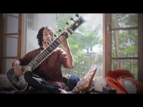 """ANIMALS AS LEADERS - """"Wave of Babies"""" Sitar Cover by Rishabh Seen   GEAR GODS"""