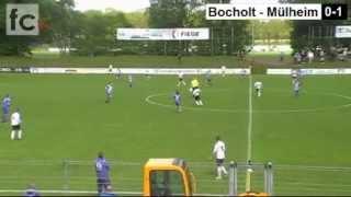 27. Spieltag: 1. FC Bocholt - Mülheimer SV 07 4:2 (1:2)