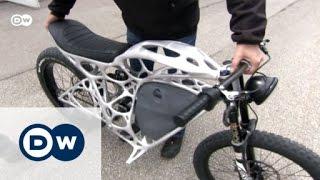 Das erste Motorrad aus dem 3D-Drucker | Euromaxx