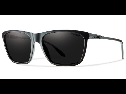 46d84995d8 SMITH Optics Impossibly Black w Blackout Lens Sunglass Collection ...